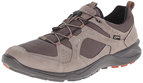 Dauerhafter Service heiß-verkaufende Mode Bestbewerteter Rabatt ECCO Men's Terracruise GTX Oxford, Warm Grey, 44 EU/10-10.5 ...