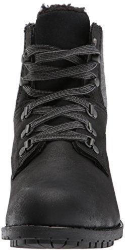 Caterpillar Mujeres Taylor Impermeable Botas Mujeres Negro