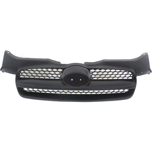 Grille Assembly for HYUNDAI ACCENT 2007-2011 Black - Hatchback Accent Hyundai
