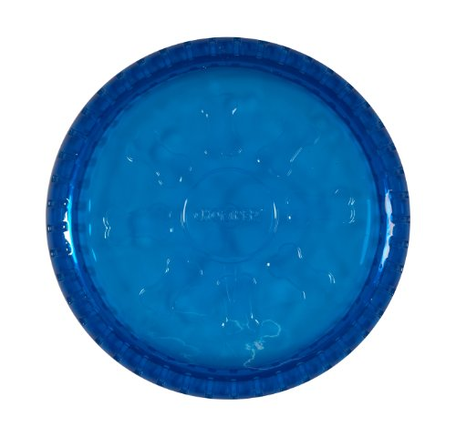 Boss Pet Chomper Tail Waggers Frisbee for Pets, Small, Assor