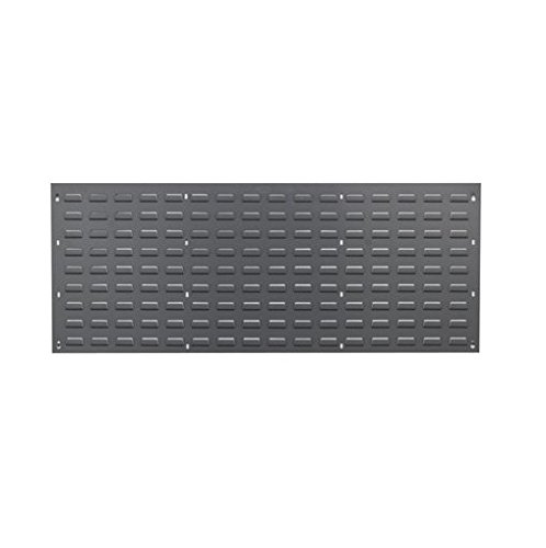 Quantum Storage Louvered Panel - 48in.W x 19in.H, Model# QLP-4819