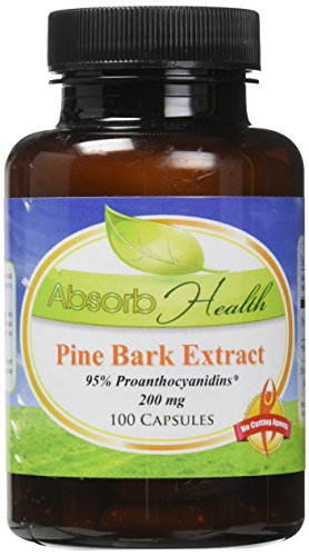 Absorb Health Extract 200mg Capsules