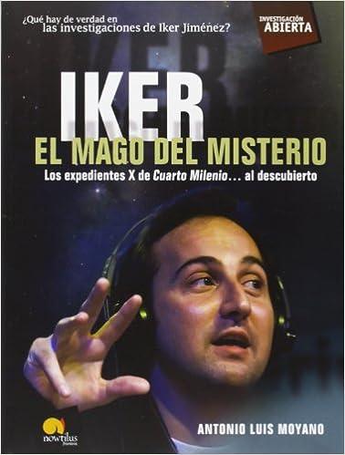 Iker. El mago del misterio (Investigación Abierta): Amazon.es ...