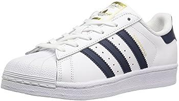 Adidas Kid's Superstar Foundation J Sneaker
