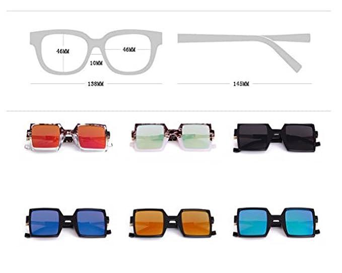 Uomo amp;occhiali colore Protettivi Donna Moda Da Occhiali Coreani-x Lym 3 Rotondi Sole Alla