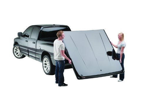 Undercover UC1126S SE Smooth Tonneau Cover Smooth Gray Finish Must Be Painted SE Smooth Tonneau Cover