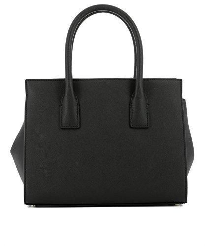 Schwarz Kate PXRU5957001 Damen Handtaschen Spade Leder qppTHxfw6