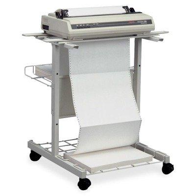 Balt Jpm Adjustable Printer Stand  Gray
