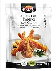 HAIKU Japanese Panko, Gluten Free, Traditional Asian Cuisine, Vegetarian, 100g