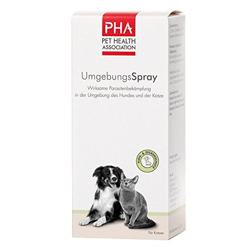 PHA UmgebungsSpray f.Hunde/Katzen 150 ml Spray PetVet GmbH