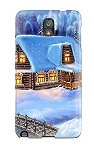 Shock-dirt Proof Animated S Case Cover For Galaxy Note 3