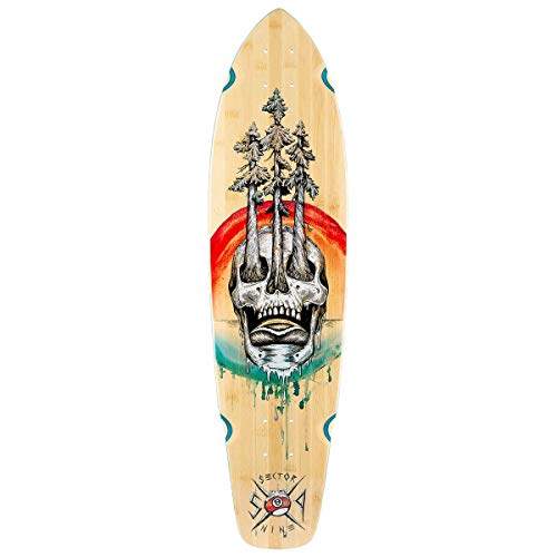 (Sector 9 Danger Fort Point Longboard)