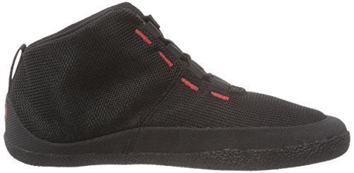 Sole Runner T1 Allrounder 3 - zapatillas deportivas altas de material sintético Unisex adulto negro - Schwarz (black/red 05)
