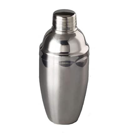 Compra Coctelera Acero Inoxidable Cocktail Shaker de 550 ML ...