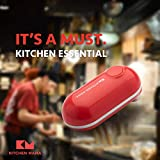Kitchen Mama Mini Electric Can Opener: Open Cans