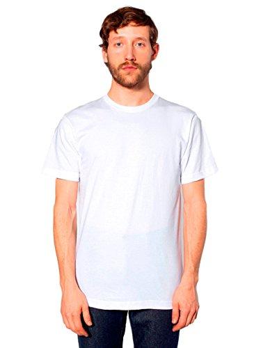 American Apparel Unisex Short Sleeve T Shirt
