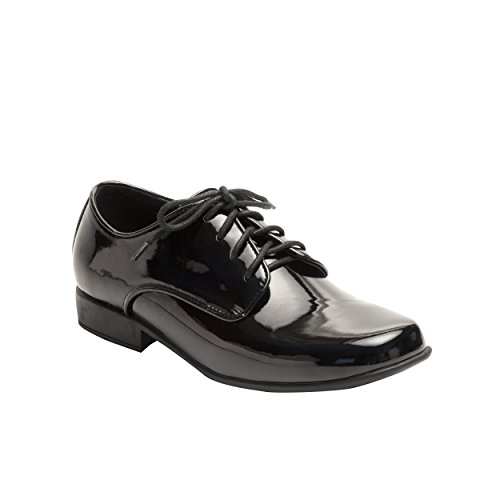 Touch Ups Infant/Toddler Boys' Zac - Infant,Black Patent,US 8 M by Touch Ups