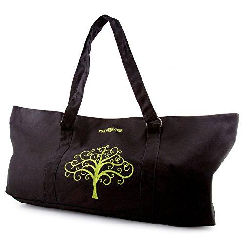 Peace Yoga Mat Tote Bag product image