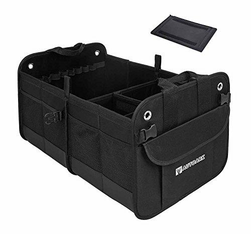 Autoark Premium Multipurpose Trunk Organizer product image