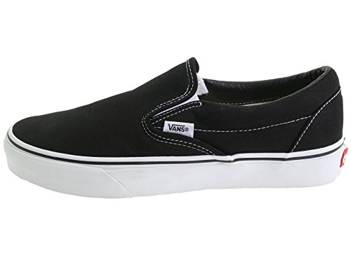 Print Slip Snake On Shoes Skate Vans Black White Womens IxzEqwnR