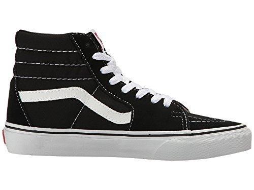 a69a18f0150ec5 Galleon - Vans Sk8-Hi Black White Skate VN-0D5IB8C Mens US 6