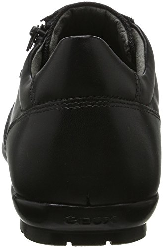 Oxfords Black Uomo Symbol Geox C9999 Black Men a axOvZ