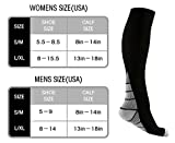 REEHUT Compression Socks (20-30mmHg) for Men