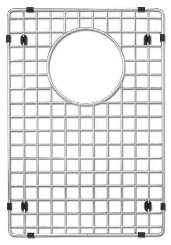 Blanco 516366 Sink Grid, Fit Prcis 1-3/4 right bowl, Stainless Steel by Blanco