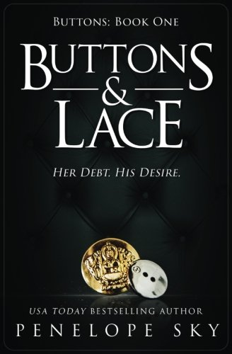 Buttons and Lace (Volume 1) (Lace Book)