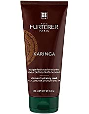 Rene Furterer Karinga Texture Specific Ritual Ultimate Hydrating Mask (Frizzy, Curly or Straightened Hair), 6.8 ounces