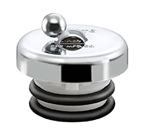 Amazon Com Chrome Plastic Tub Drain Stopper Flip It