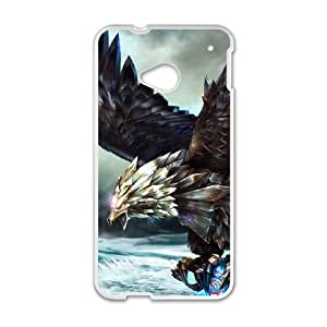 HTC One M7 Cell Phone Case White League of Legends Bird of Prey Anivia SH3092720