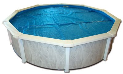 Swimming Pool Solar Cover 15ft Round