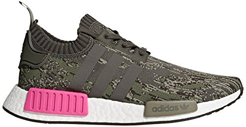 Grey Nmd Pk 363 Adidas Mixte R1 Grey utility Baskets W Adulte shock Pink Utility pqTTgP
