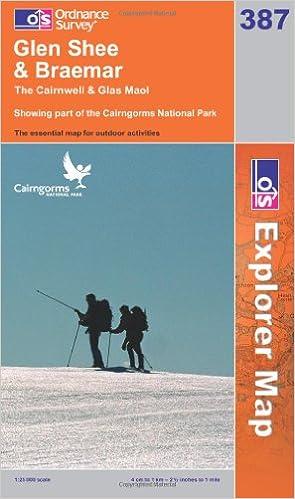 Read Exp 387 Glenshee & Braemar (Explorer Maps) (OS Explorer Map) PDF, azw (Kindle)