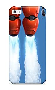 Defender Case For Iphone 5c, Big Hero 6 Pattern