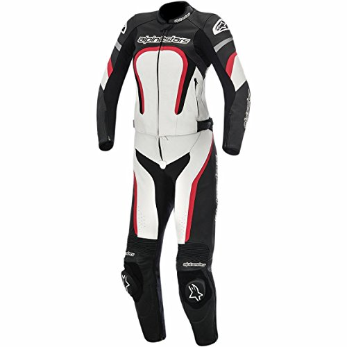 White Motorcycle Suit - 6