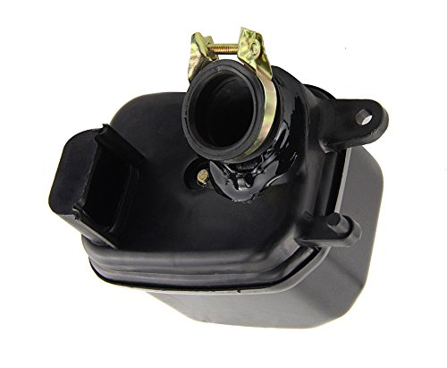 Assembly Box Air Filter (HIFROM Replacement Air Filter Cleaner Box Housing Assembly For Yamaha PW50 PW 50 1981-2010 Dirt Bikes)