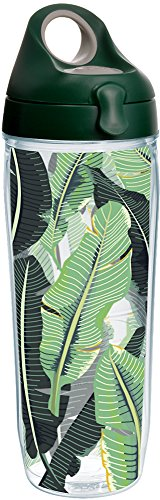 Tervis 1231937 Banana Palm Tumbler with Wrap and Hunter Gree