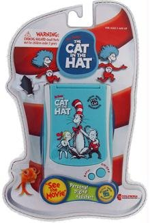 Dr. Seuss' The Cat in the Hat PDA (Columbia Owls)