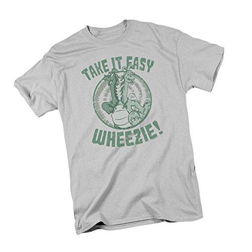 """Take It Wheezie!"" -- Dragon Tales Adult T-Shirt"