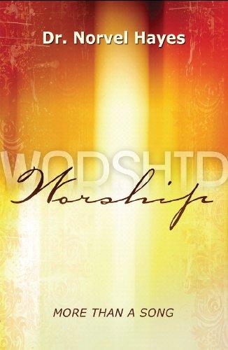 Read Online Worship: More Than a Song pdf epub