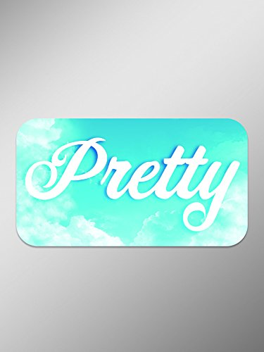 Pll Costumes (NI937 Pretty Decal Sticker | 5.5 Inches By 3 Inches Premium Quality Decal Sticker)