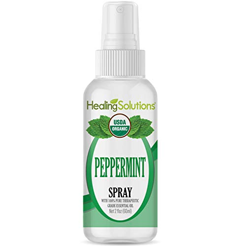 Organic Peppermint Spray Essential Certified product image