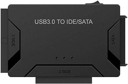 YoZhanhua - Adaptador USB SATA IDE SATA a USB 3.0 para disco ...