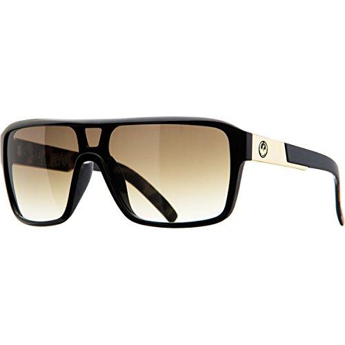 Dragon Alliance The Jam Remix Sunglasses (Bronze, - Dragon Sunglasses Aviator
