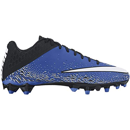 Nike Men's Vapor Speed 2 TD Football Cleats (11, Blue/Black/White)
