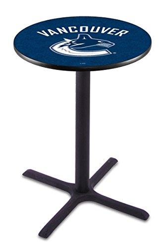 Nhl Vancouver Canucks Pub Table (Holland Bar Stool L211 NHL Vancouver Canucks Officially Licensed Pub Table, 28