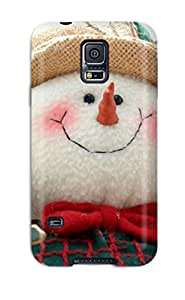 Tpu Case Cover Compatible For Galaxy S5/ Hot Case/ Holiday Christmas