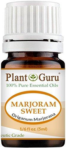 Marjoram Sweet Essential Oil 5 ml 100% Pure Undiluted Therapeutic Grade.